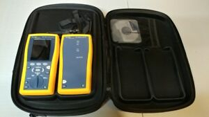 Fluke Dtx 1200 Cable Analyzer Kit