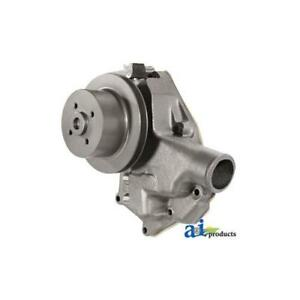 Ar69709 Water Pump W Pulley For John Deere Tractor 4030
