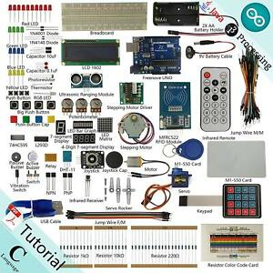 Freenove Rfid Starter Kit V2 0 For Arduino Beginner Learning Uno R3 Mega Nan