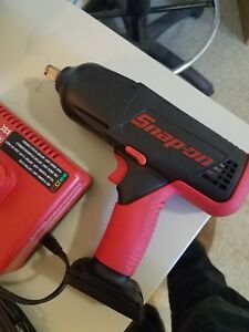 Snap On Ct6850 18v High Output 1 2 Drive Cordless Impact Driver New