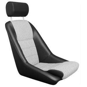 Porsche Rs Touring Sport Seat Leatherette houndstoot 911 And 912 From 65 To 94