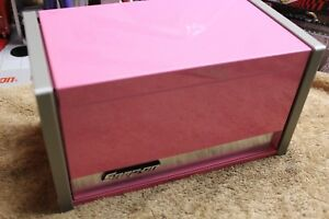 Snap On Pink Mini Micro Top Chest Tool Box Rare Limited Edition Brand New