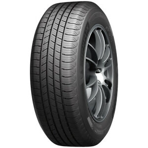 1 New Michelin Defender T H 99h 80k Mile Tire 2355517 235 55 17 23555r17