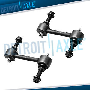 2007 2008 2009 2010 2011 2012 2013 2014 Ford Edge Mkx 2 Front Sway Bar Links