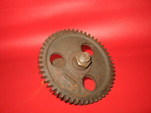 Stover K 2 Cam Gear And Cam Hit Miss Gas Engine
