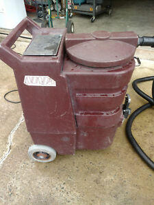 Parts Only Century 400 Ninja Portable Carpet Extractor W wand And Hose