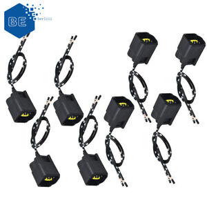 8 Pcs For Ford 4 6l 5 4l 6 8l Modular Ignition Coil Connector Pigtail Plug