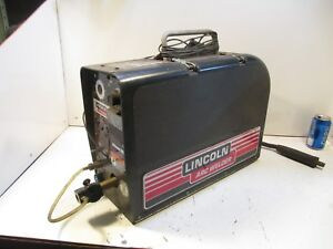 Lincoln Electric Ln 25 Wire Feeder Ln25 Mig Welder Suitcase