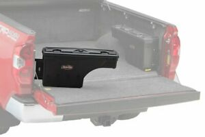 Undercover Swing Case Truck Tool Box Black Sc400d