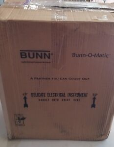 Bunn O Matic Pour Over Coffe Brewer W Upper And Lower Warmer