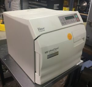 Midmark M9 Autoclave Refurbished Sterilizer Ritter Ultraclave New Ver Warranty