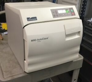 Midmark M9d Autoclave Refurbished Sterilizer Ritter Ultraclave New Ver Warranty