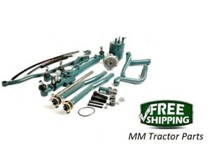 Power Steering Conversion Kit Ford 2000 2600 3000 3600 3610 3 Cyl Tractors