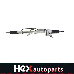 Complete Power Steering Rack And Pinion Assembly Fits 2001 2006 Toyota Tundra