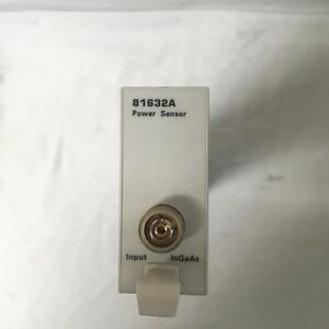 Agilent_81632a Optical Power Sensor Module