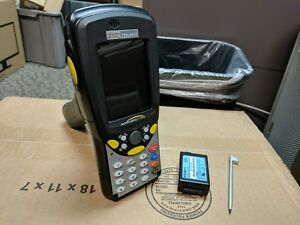 Psion Teklogix Workabout Pro 7525s g1 Barcode Scanner