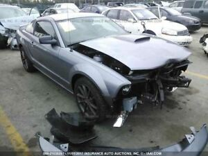Air Cleaner 4 6l 3v Excluding Shelby Gt Fits 05 09 Mustang 2047047