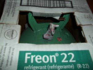 special Qty 1 To 40 R 22 Refrigerant R22 New In Box Sealed 30 Lbs R 22