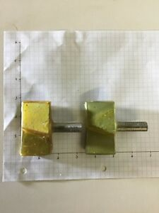 2 Router Bits 1 2 Shank Forest City Tool Cnc Unground Custom Profile 2 3 4