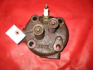 Stover Ct 2 Head Hit Miss Gas Engine