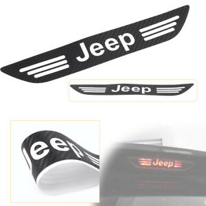 Decal Vinyl Stickers For Jeep Compass Grand Cherokee Tail Brake Light 1pc Auto