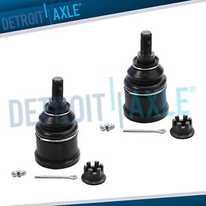 2 Front Lower Ball Joints For 2003 2004 2005 2006 2007 Honda Accord Acura Tsx