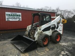 2011 Bobcat S750 Skid Steer Loader Only 2400hrs