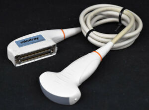 Mindray C5 2s Medical 2 5mhz 50mm Convex Array Ultrasound Transducer Probe