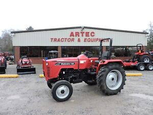 2013 Mahindra 4025 Tractor Very Good Condition Very Low Hours