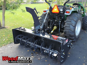 Woodmaxx Sb 84 Pto Snow Blower 84 free Shipping To The Lower 48 States