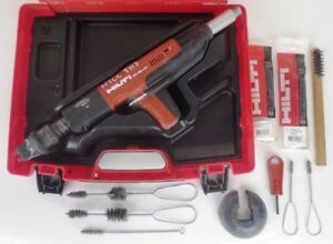 Hilti Dx 351 ct Powder actuated Tool Fully Automatic 013 2026950