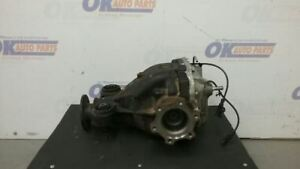 11 Nissan 370z Rear Differential Assembly 3 69 Ratio Manual Trans Non Locking