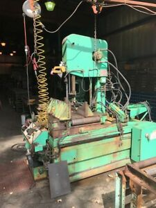 20 X 20 Doall Vertical Band Saw Model Tf 2020m