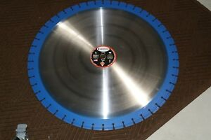 Diamond Products Pro 30 X 25 Core Cut Reinforced Cured Concrete Saw Blade