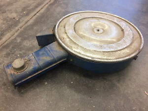 Detomaso Pantera Air Cleaner Assembly Original