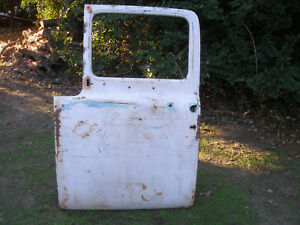 1956 Ford Truck Driver s Side Door