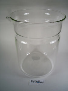 Corning Pyrex 1010 bo Glass 3 Liter 3000 Ml Replacement Beaker