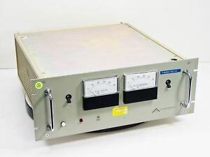 Astro geo marine Power Supply Variable 14 35 Volt 35 Amps Ps242a