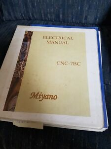 Miyano Cnc 7bc Electrical Manual