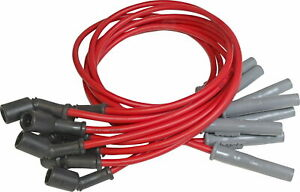 Spark Plug Wire Set Custom Msd 32819