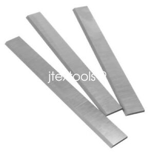 3pc 6 Inch Jointer Knives For Delta 37 190 37 658 37 205 37 220 37 195