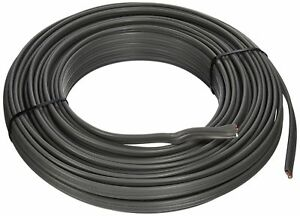 Outdoor Electrical Cable 100 Ft 10 3 Gauge Copper Gray Solid Uf b Wire