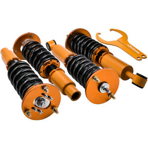Coilover Shocks Suspention Kit For Mitsubishi Galant 1994 1998 Adjustable Height