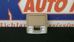 2011 16 Ford F250 F350 Super Duty Overhead Roof Console Tan With Sunroof Option