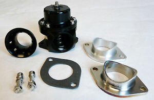 Obx Racing Sports Black Universal Blow Off Floating Valve 40 Mm Greddy Flanges