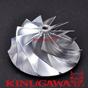 Billet Turbo Compressor Wheel Garrett Gtx3584r 66 3 84 0 Trim 62 11 0 Blade
