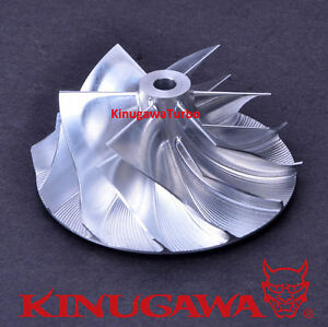 Kinugawa Billet Turbo Compressor Wheel Garrett Gt1544 26 44 Mm 6 6 Blade