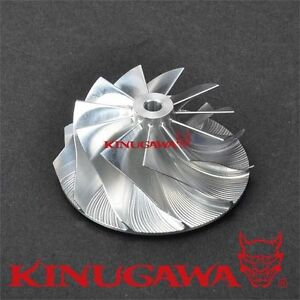 Billet Turbo Compressor Wheel Garrett Gtx2860r 42 2 60 4 Trim 49 10 0 Blade