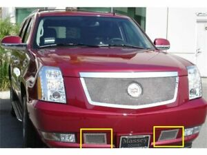 Bumper Grille Insert For 2007 2012 Cadillac Escalade Ext 2009 2008 2010 X938kq