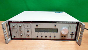 Princeton Applied Research 263a Potentiostat galvanostat b3